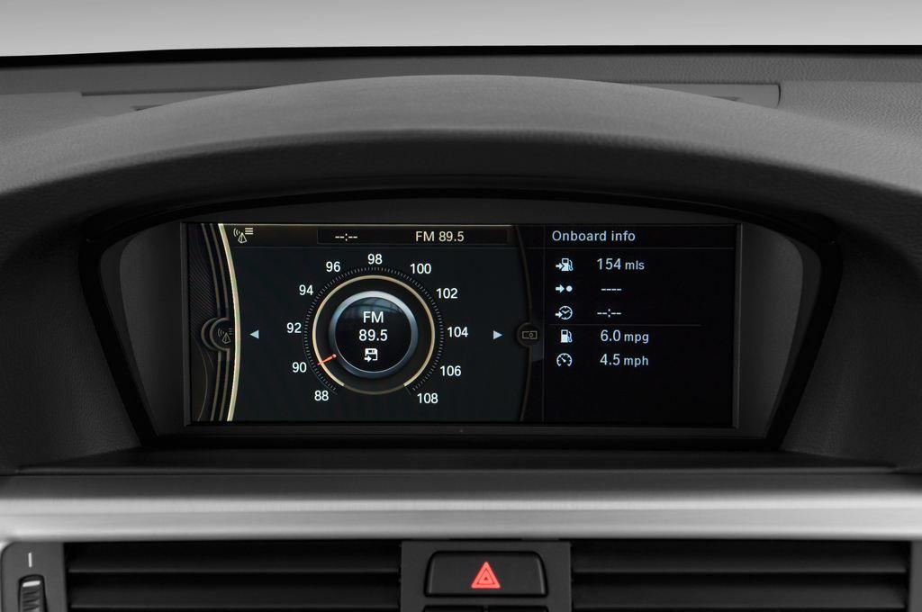 BMW 3er 325i Touring Kombi (2005 - 2013) 5 Türen Radio und Infotainmentsystem