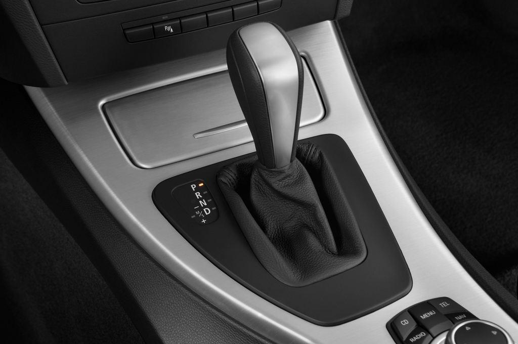BMW 3er 325i Touring Kombi (2005 - 2013) 5 Türen Schalthebel
