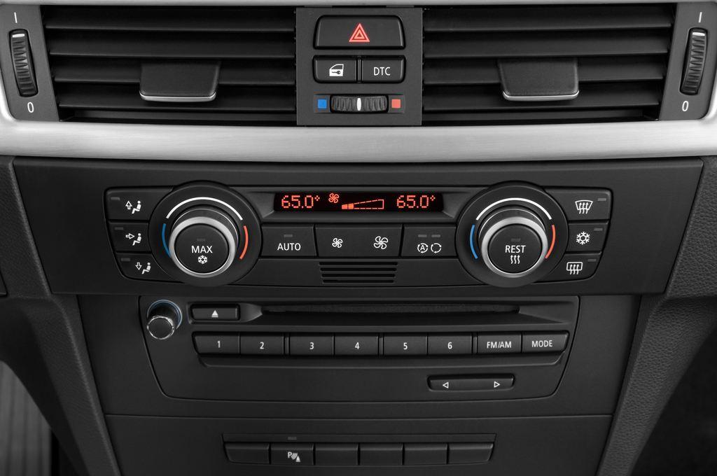 BMW 3er 325i Touring Kombi (2005 - 2013) 5 Türen Temperatur und Klimaanlage