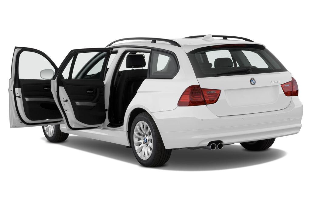 BMW 3er 325i Touring Kombi (2005 - 2013) 5 Türen Tür geöffnet