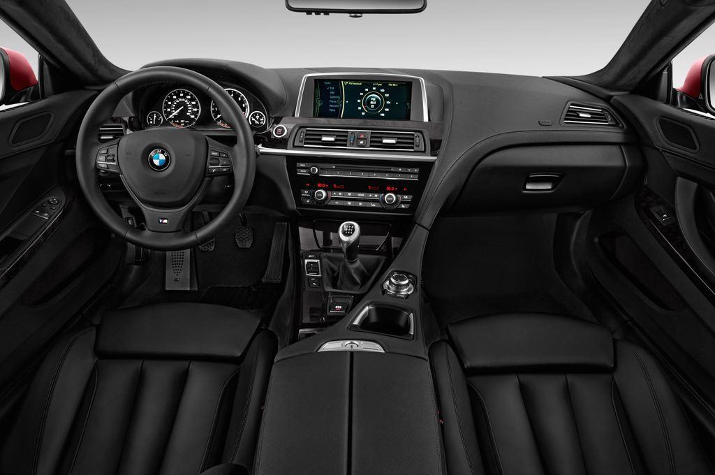 BMW 6er M Sportpaket Coupé (2011 - heute) 2 Türen Cockpit und Innenraum