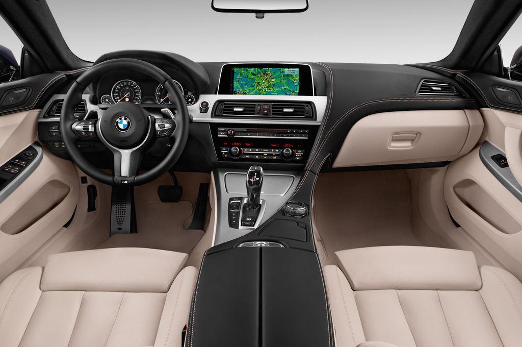 BMW 6er - Coupé (2011 - heute) 4 Türen Cockpit und Innenraum