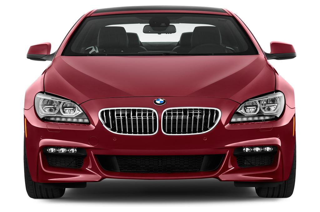 BMW 6er M Sportpaket Coupé (2011 - heute) 2 Türen Frontansicht