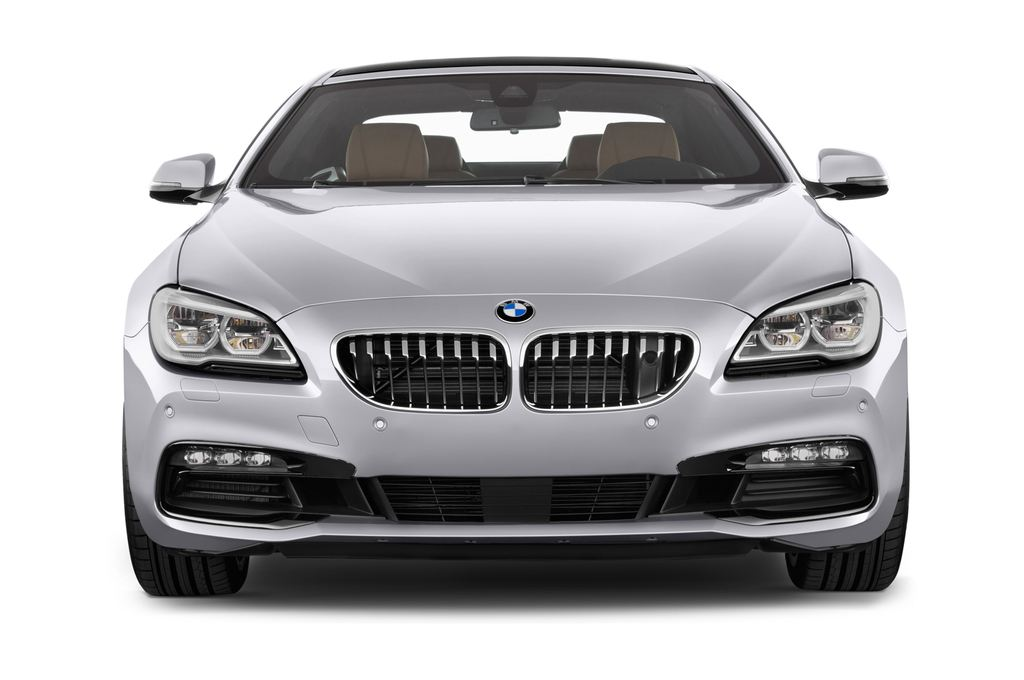 BMW 6er - Coupé (2011 - heute) 2 Türen Frontansicht