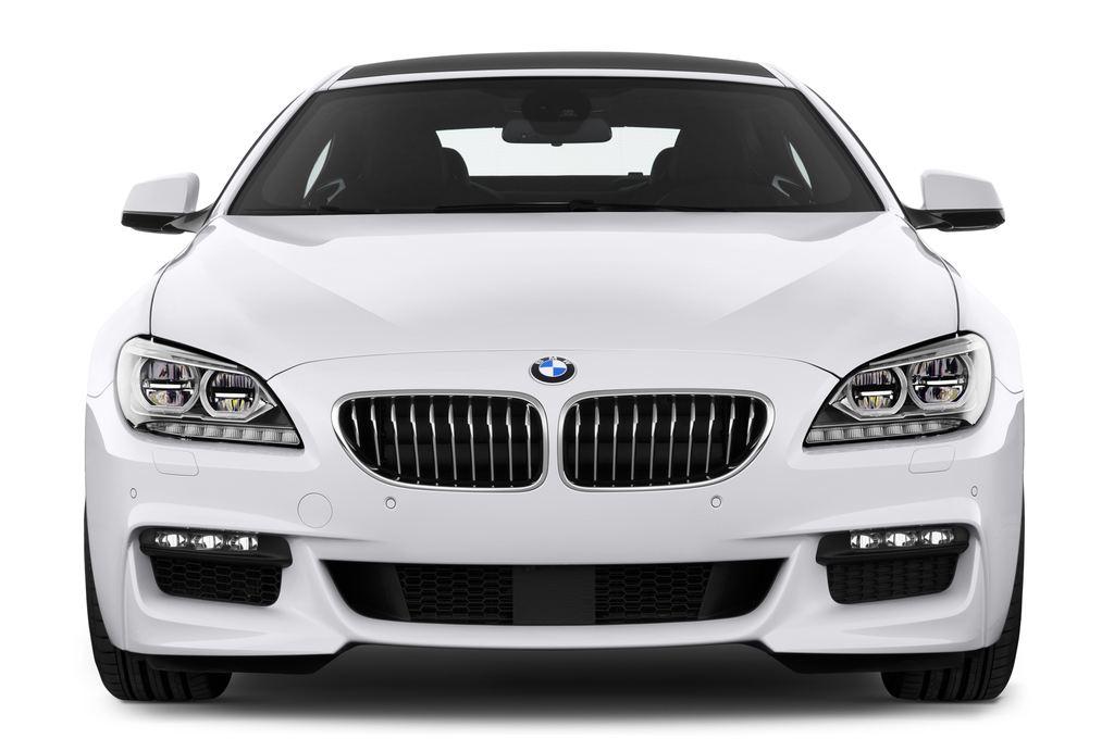 BMW 6er 640i Coupé (2011 - heute) 4 Türen Frontansicht