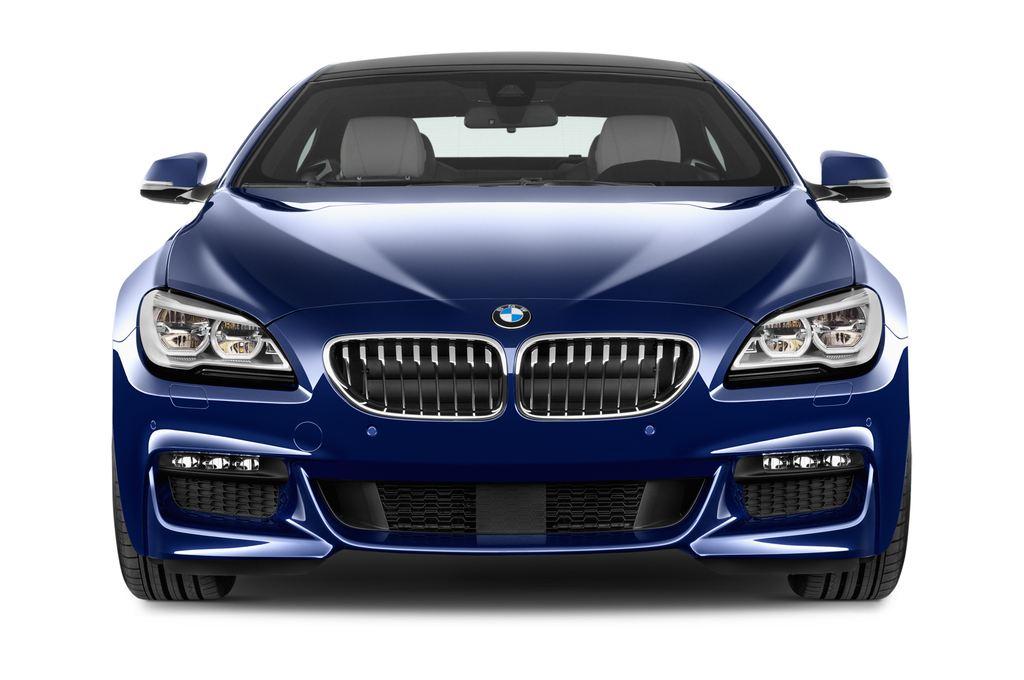 BMW 6er - Coupé (2011 - heute) 4 Türen Frontansicht
