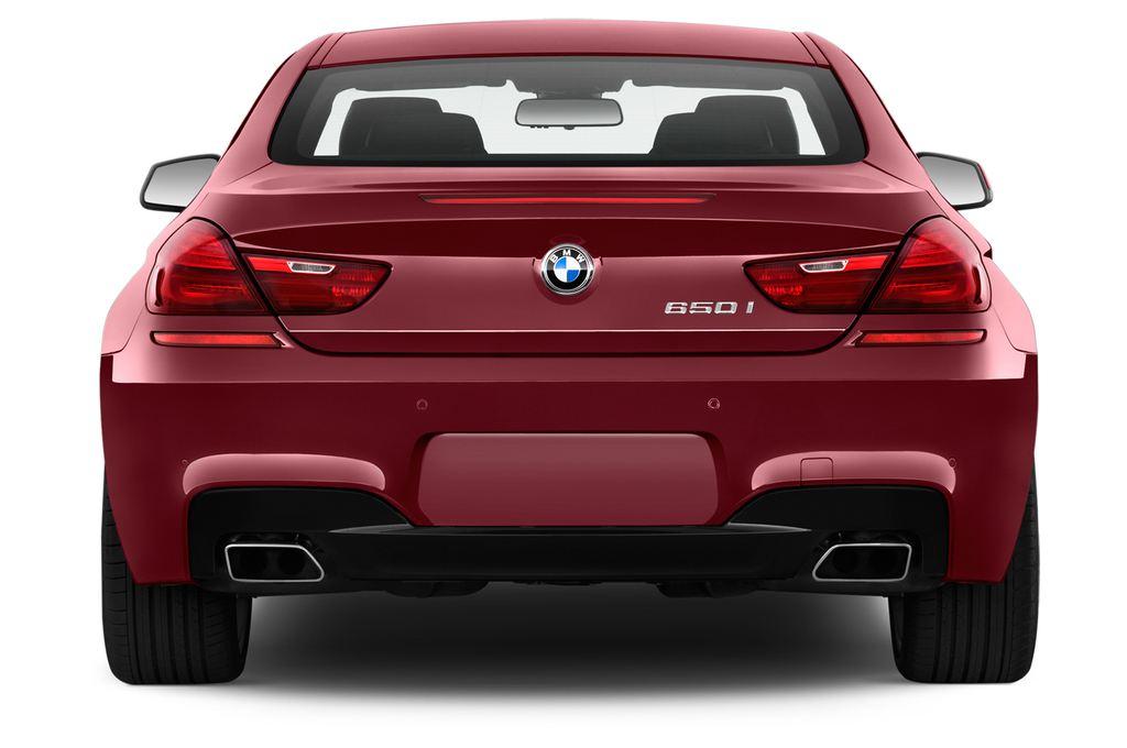 BMW 6er M Sportpaket Coupé (2011 - heute) 2 Türen Heckansicht
