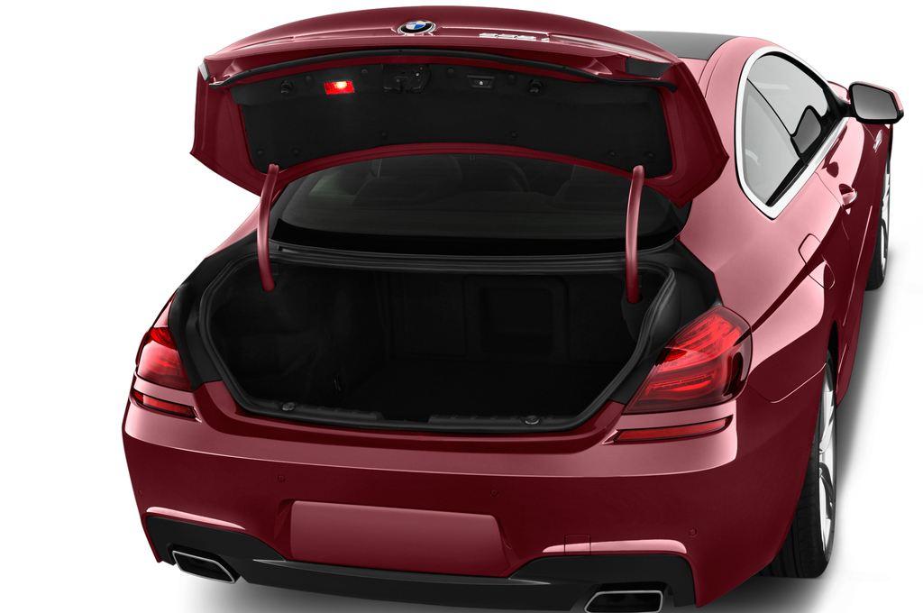 BMW 6er M Sportpaket Coupé (2011 - heute) 2 Türen Kofferraum