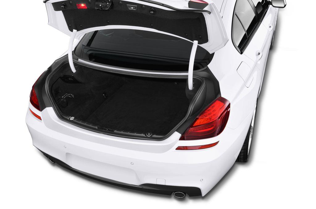 BMW 6er 640i Coupé (2011 - heute) 4 Türen Kofferraum