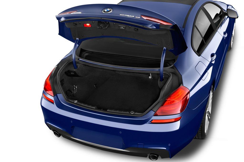 BMW 6er - Coupé (2011 - heute) 4 Türen Kofferraum
