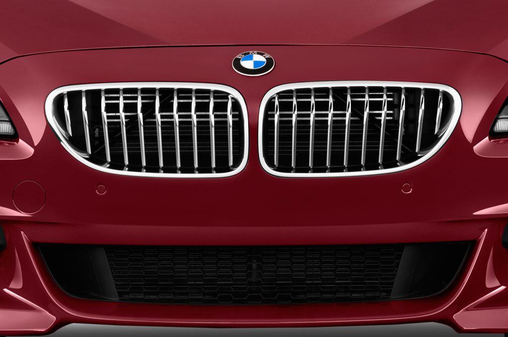 BMW 6er M Sportpaket Coupé (2011 - heute) 2 Türen Kühlergrill und Scheinwerfer