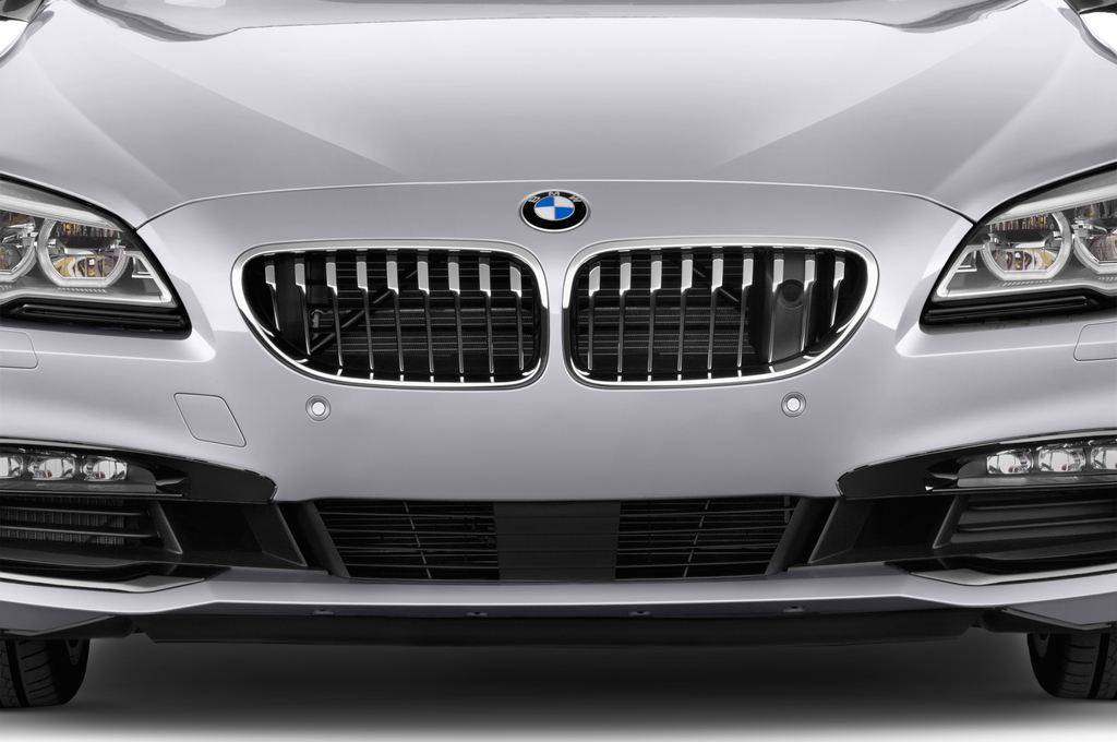 BMW 6er - Coupé (2011 - heute) 2 Türen Kühlergrill und Scheinwerfer