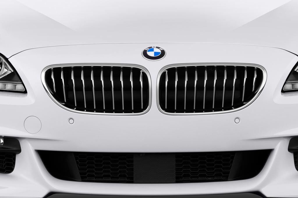 BMW 6er 640i Coupé (2011 - heute) 4 Türen Kühlergrill und Scheinwerfer