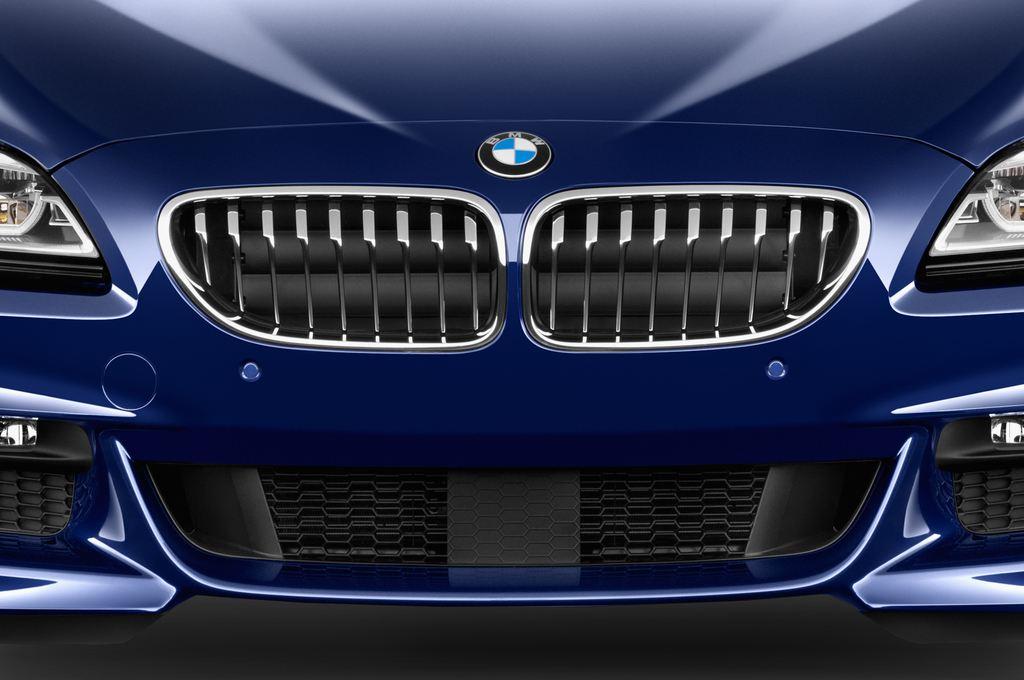 BMW 6er - Coupé (2011 - heute) 4 Türen Kühlergrill und Scheinwerfer