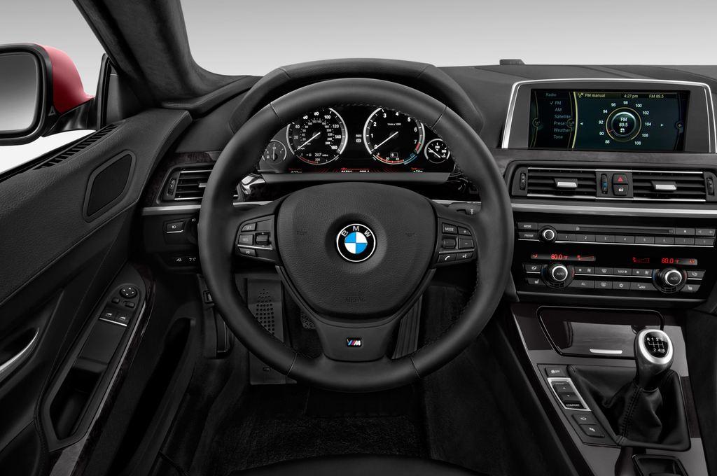BMW 6er M Sportpaket Coupé (2011 - heute) 2 Türen Lenkrad