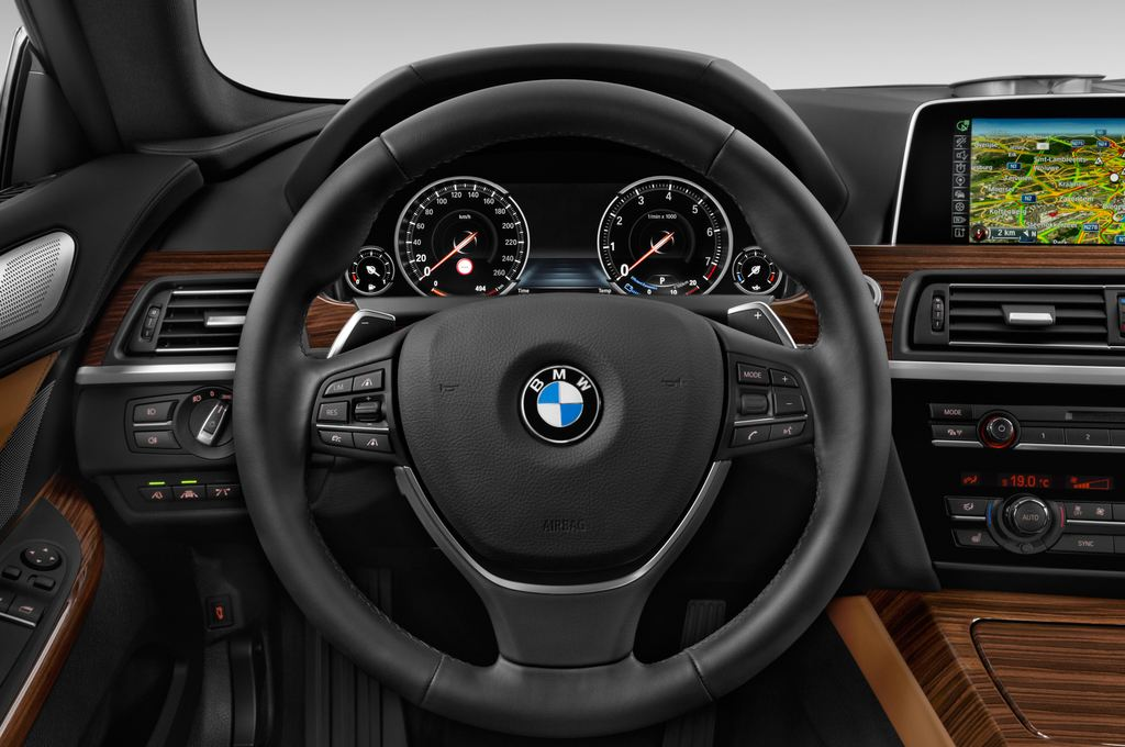 BMW 6er - Coupé (2011 - heute) 2 Türen Lenkrad