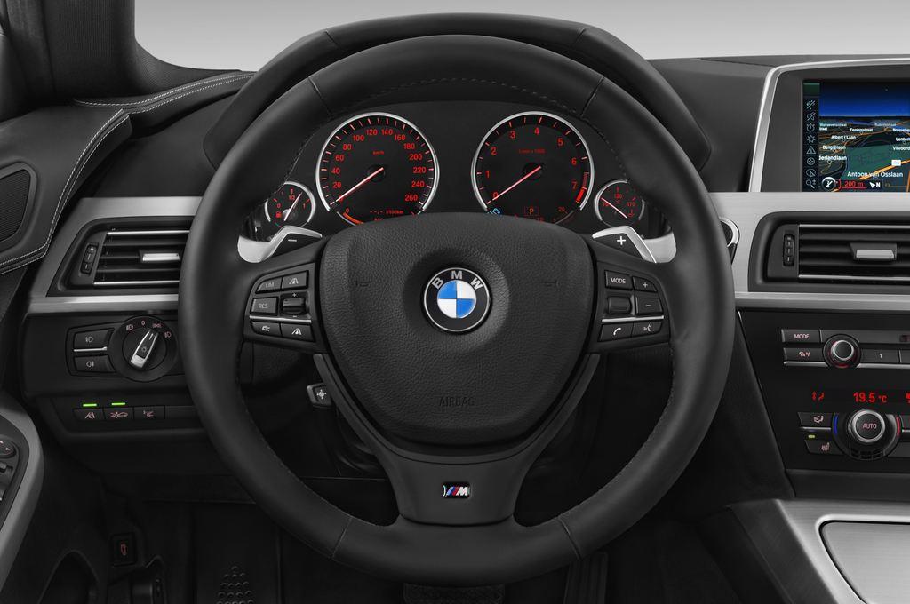 BMW 6er 640i Coupé (2011 - heute) 4 Türen Lenkrad