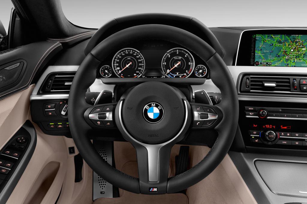 BMW 6er - Coupé (2011 - heute) 4 Türen Lenkrad