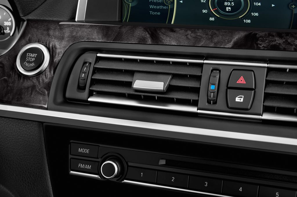 BMW 6er M Sportpaket Coupé (2011 - heute) 2 Türen Lüftung