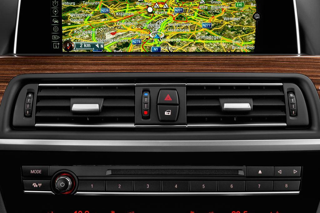 BMW 6er - Coupé (2011 - heute) 2 Türen Lüftung