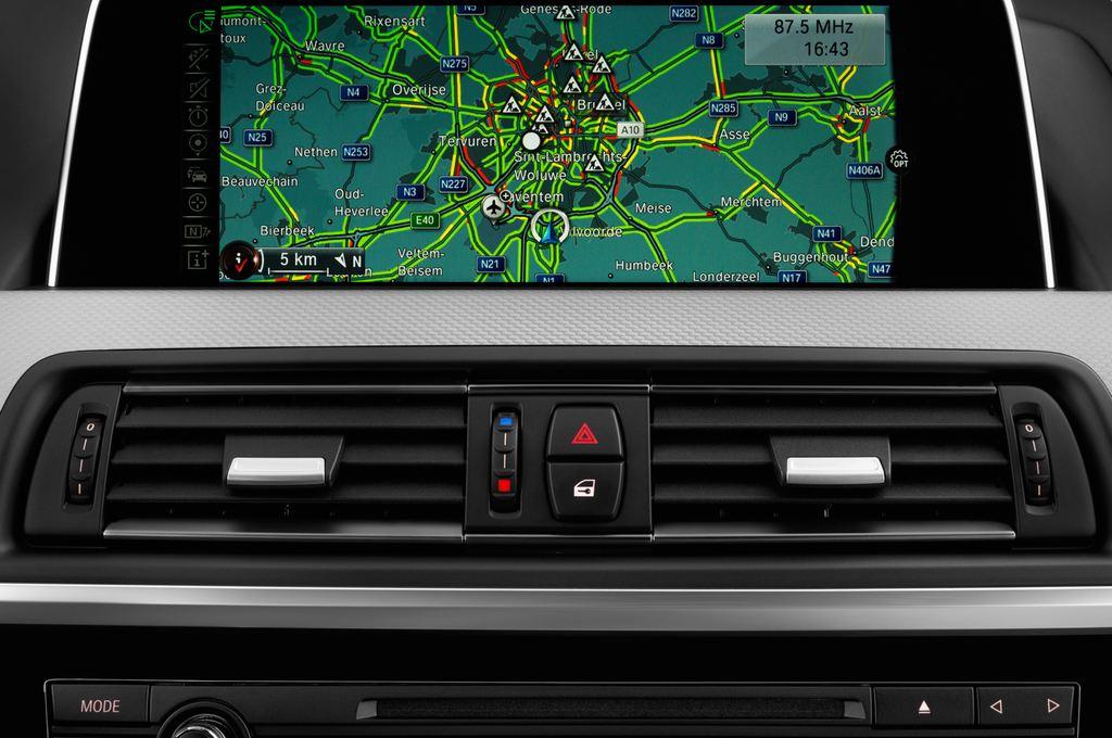 BMW 6er - Coupé (2011 - heute) 4 Türen Lüftung