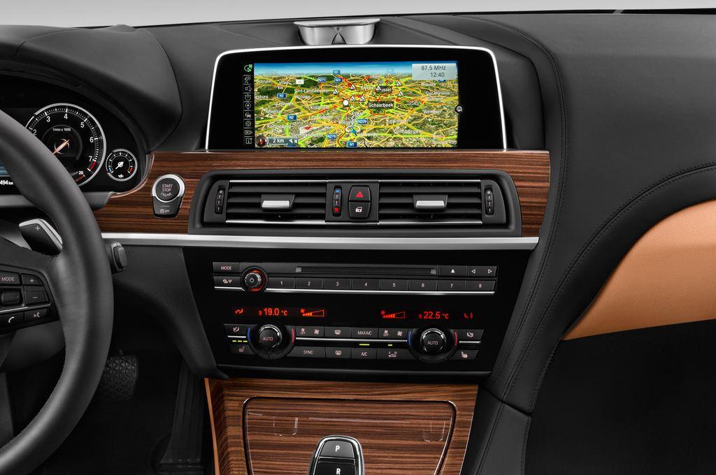 BMW 6er - Coupé (2011 - heute) 2 Türen Mittelkonsole