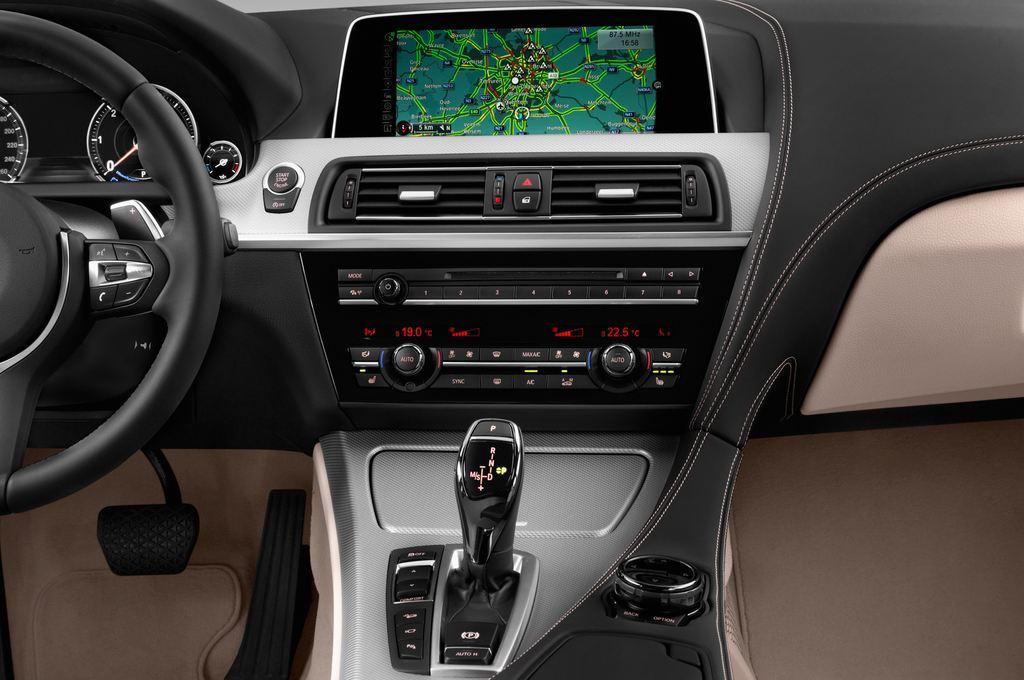 BMW 6er - Coupé (2011 - heute) 4 Türen Mittelkonsole