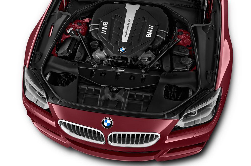 BMW 6er M Sportpaket Coupé (2011 - heute) 2 Türen Motor