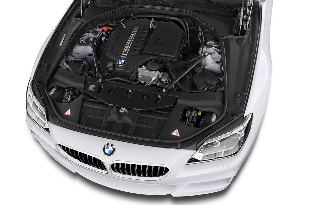 BMW 6er 640i Coupé (2011 - heute) 4 Türen Motor