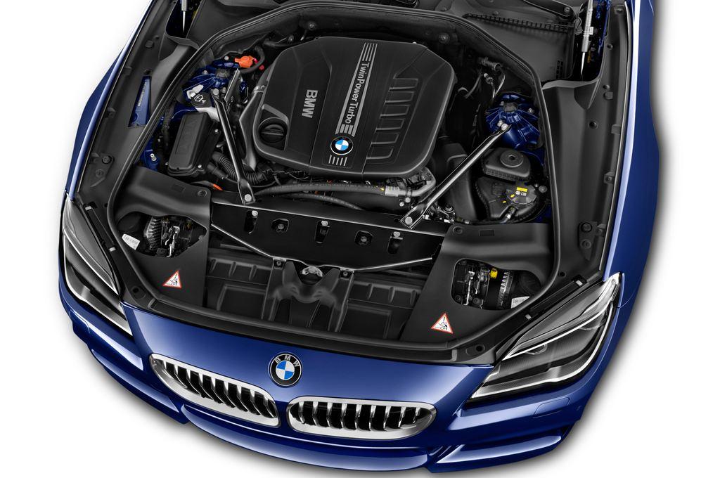 BMW 6er - Coupé (2011 - heute) 4 Türen Motor