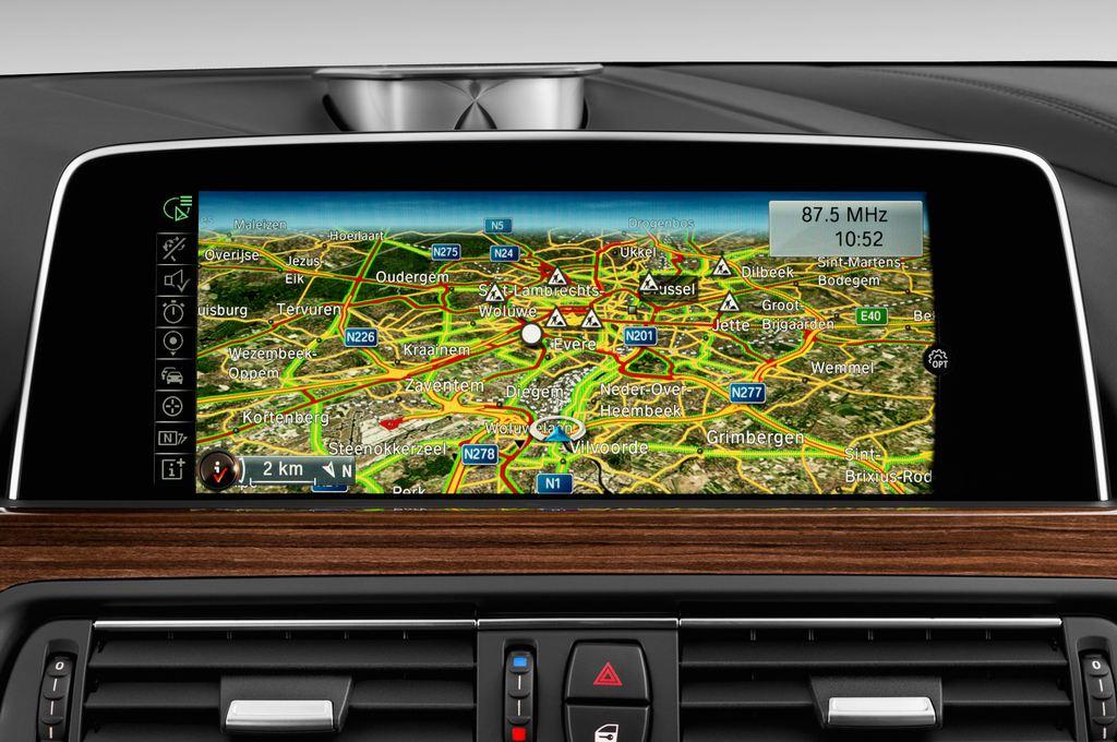 BMW 6er - Coupé (2011 - heute) 2 Türen Radio und Infotainmentsystem