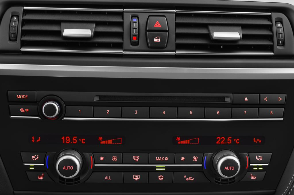 BMW 6er 640i Coupé (2011 - heute) 4 Türen Radio und Infotainmentsystem