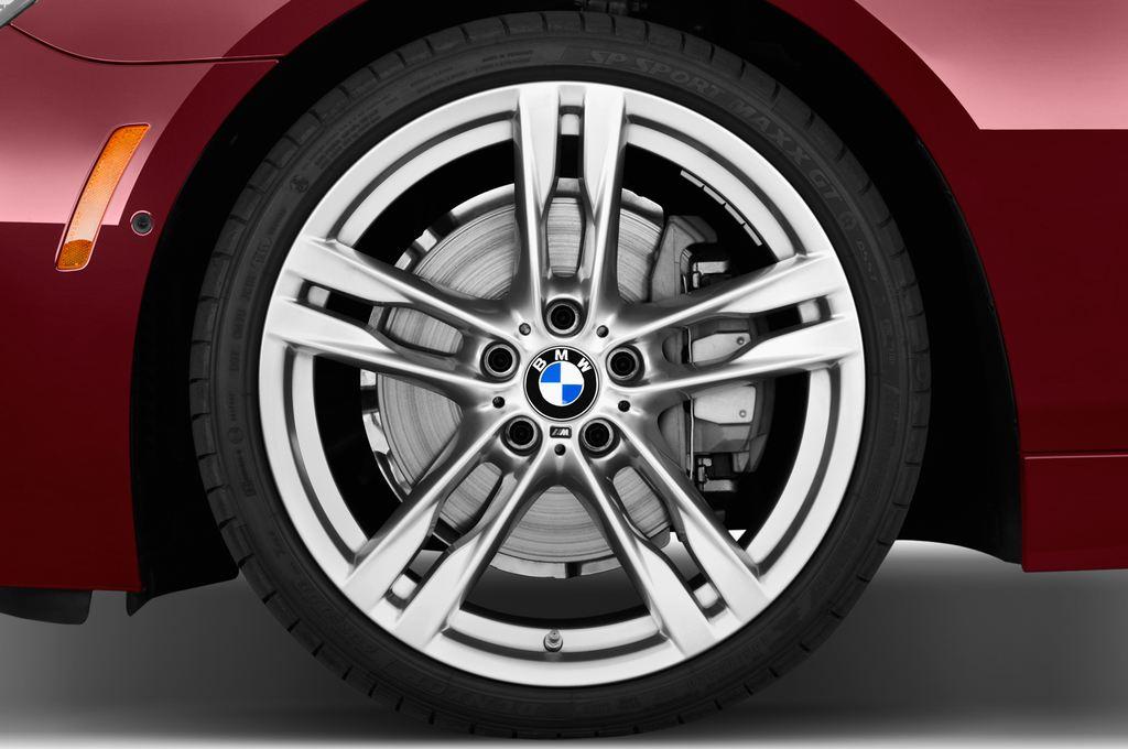 BMW 6er M Sportpaket Coupé (2011 - heute) 2 Türen Reifen und Felge