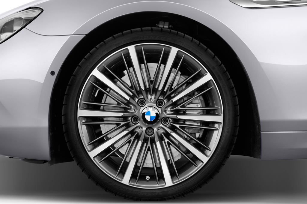 BMW 6er - Coupé (2011 - heute) 2 Türen Reifen und Felge