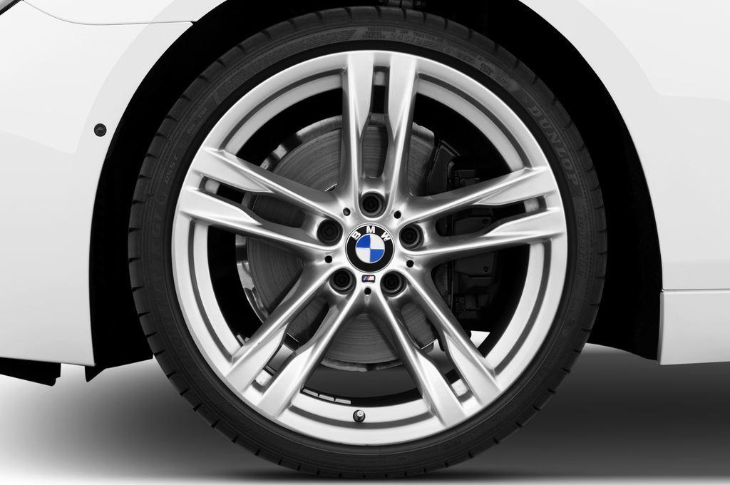 BMW 6er 640i Coupé (2011 - heute) 4 Türen Reifen und Felge