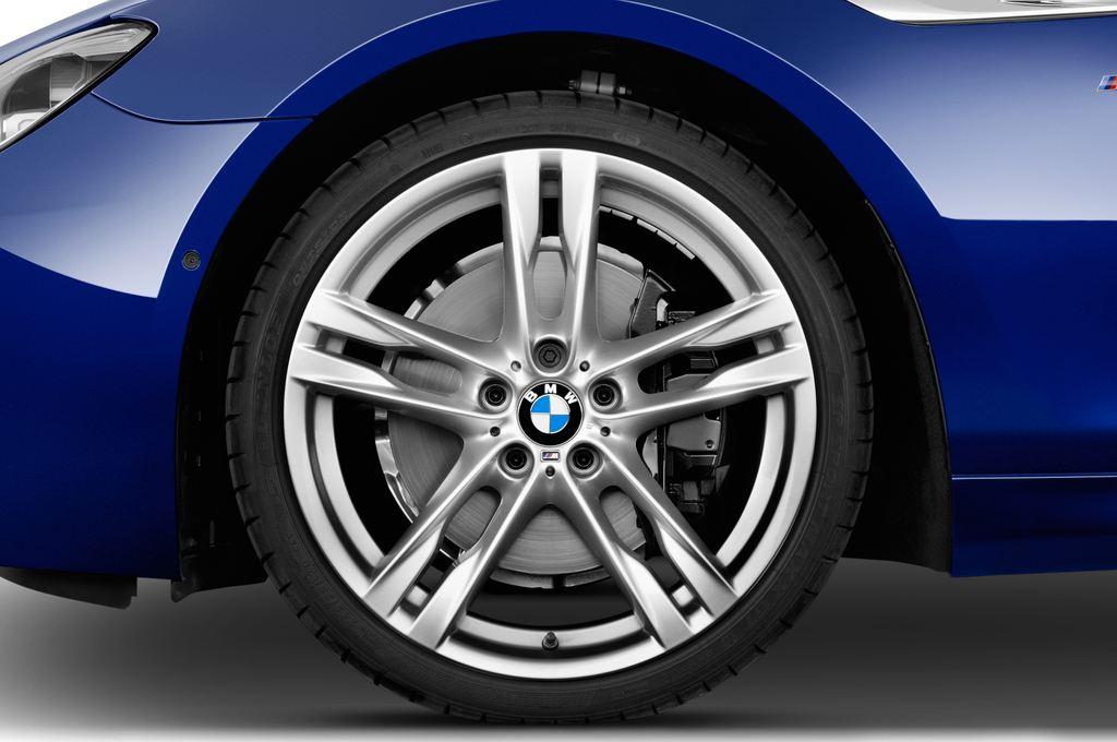 BMW 6er - Coupé (2011 - heute) 4 Türen Reifen und Felge