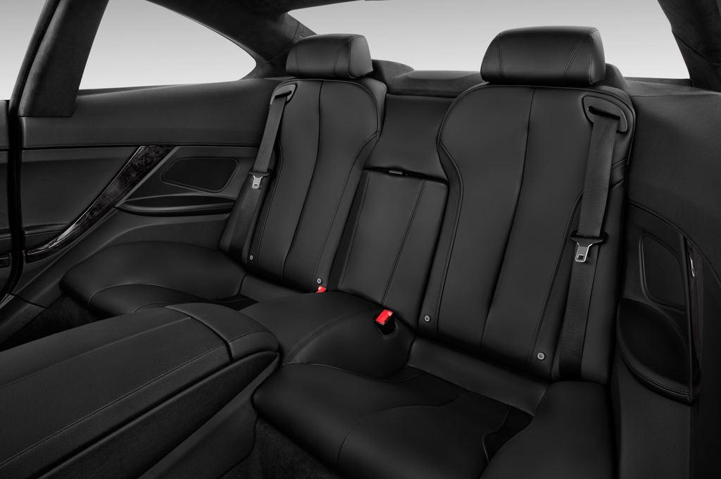 BMW 6er M Sportpaket Coupé (2011 - heute) 2 Türen Rücksitze