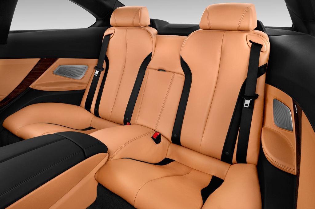BMW 6er - Coupé (2011 - heute) 2 Türen Rücksitze