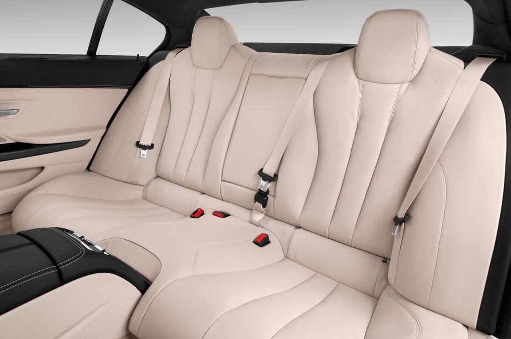 BMW 6er - Coupé (2011 - heute) 4 Türen Rücksitze