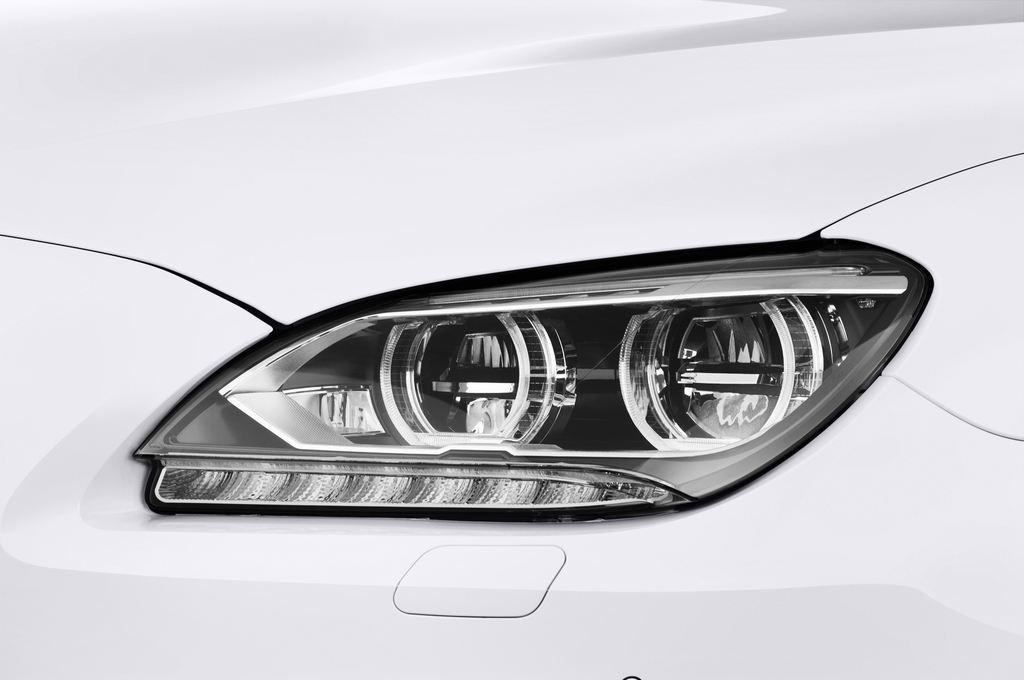BMW 6er 640i Coupé (2011 - heute) 4 Türen Scheinwerfer