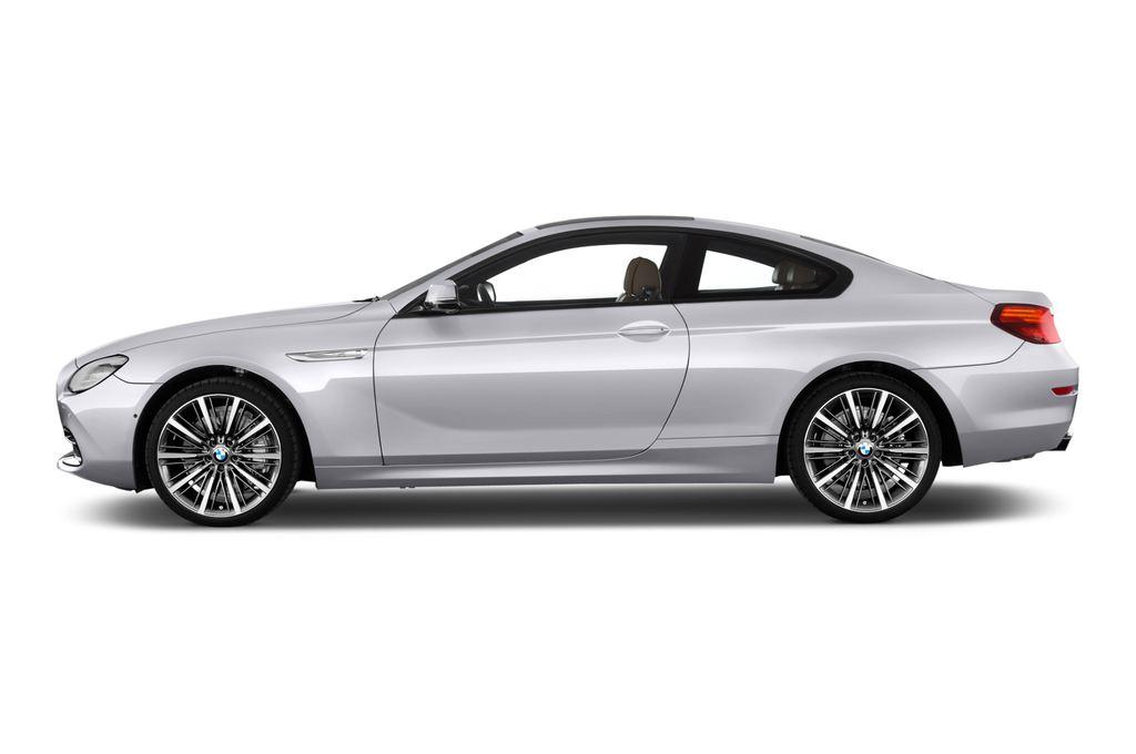 BMW 6er - Coupé (2011 - heute) 2 Türen Seitenansicht