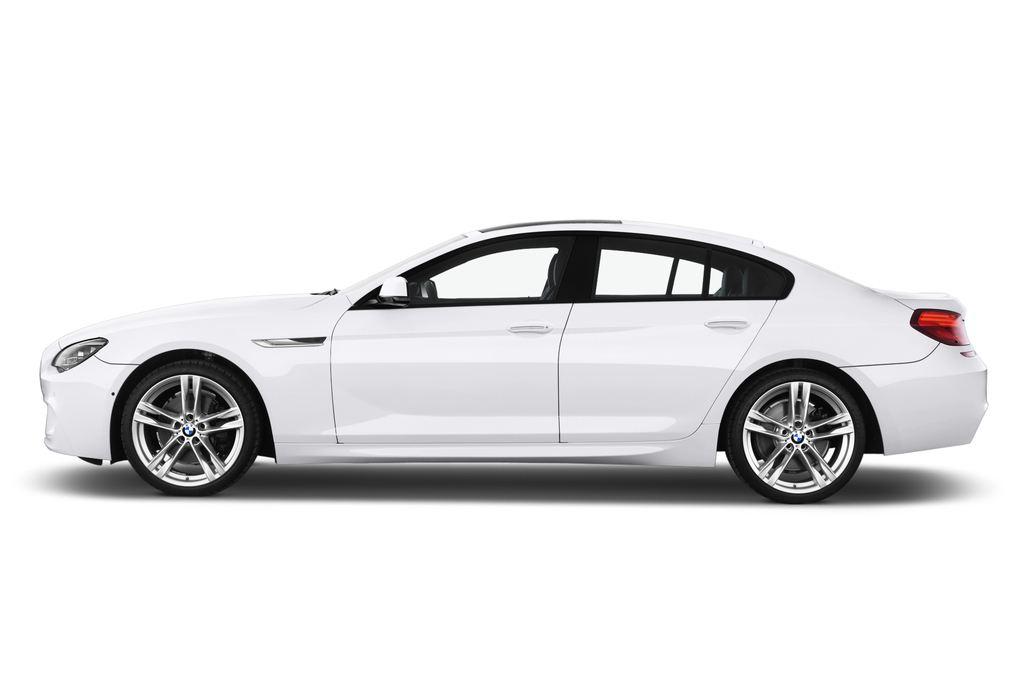 BMW 6er 640i Coupé (2011 - heute) 4 Türen Seitenansicht
