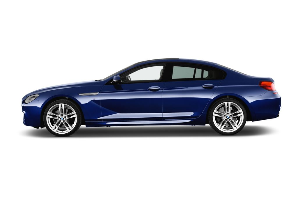 BMW 6er - Coupé (2011 - heute) 4 Türen Seitenansicht