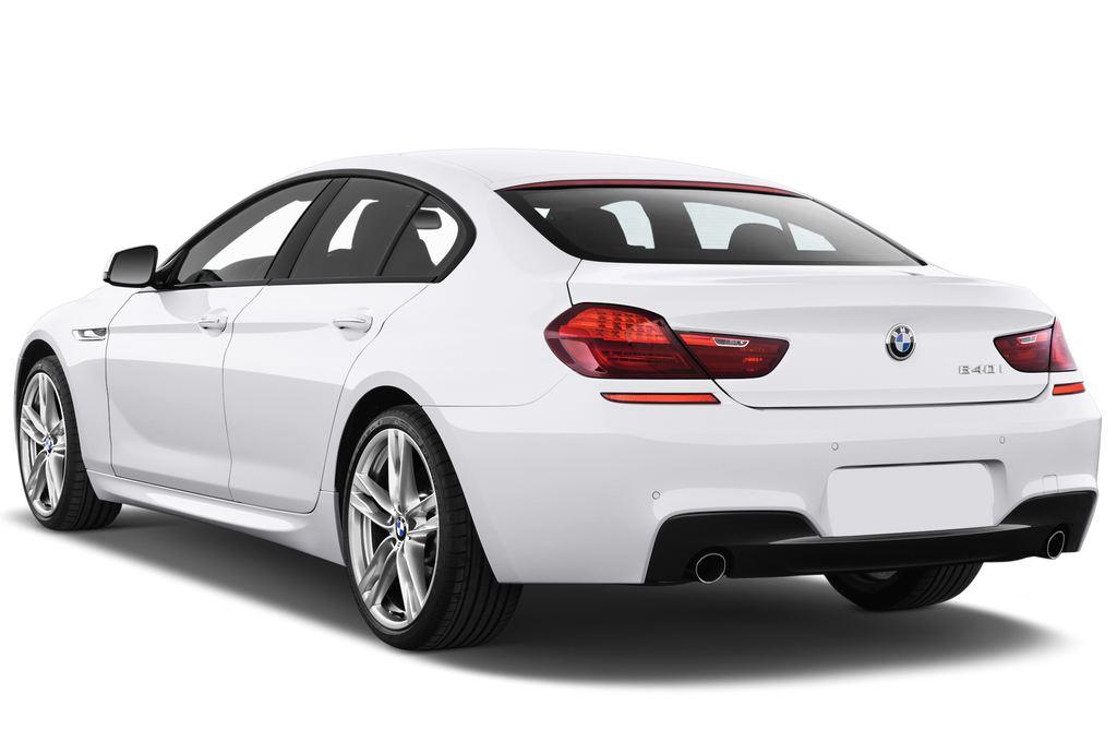 BMW 6er 640i Coupé (2011 - heute) 4 Türen seitlich hinten