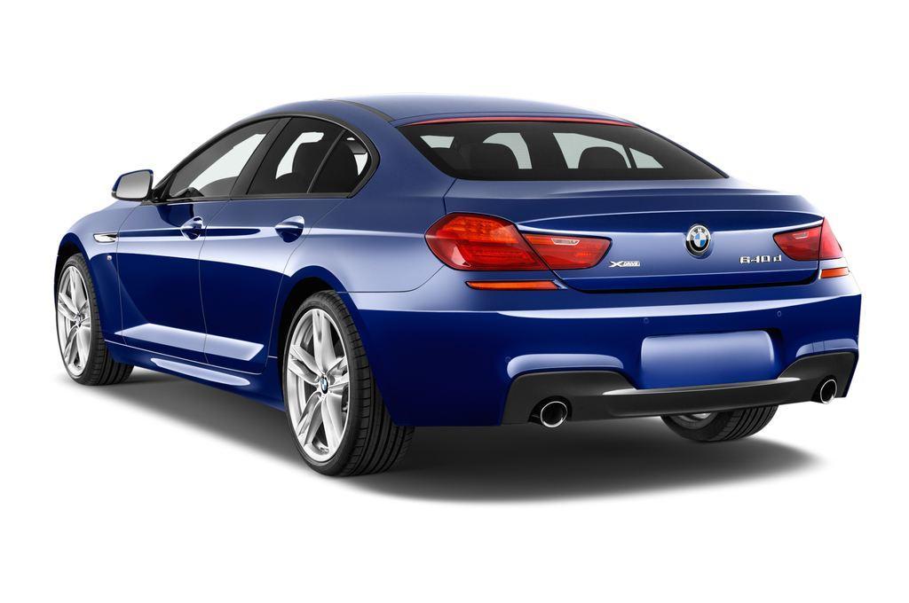BMW 6er - Coupé (2011 - heute) 4 Türen seitlich hinten