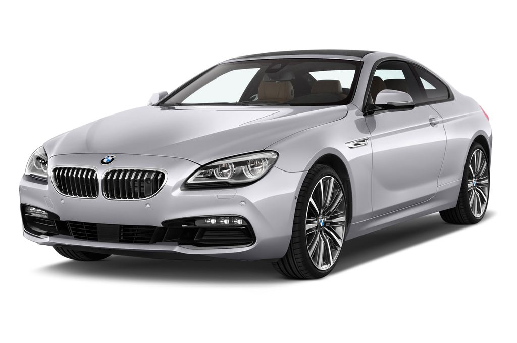 BMW 6er - Coupé (2011 - heute) 2 Türen seitlich vorne