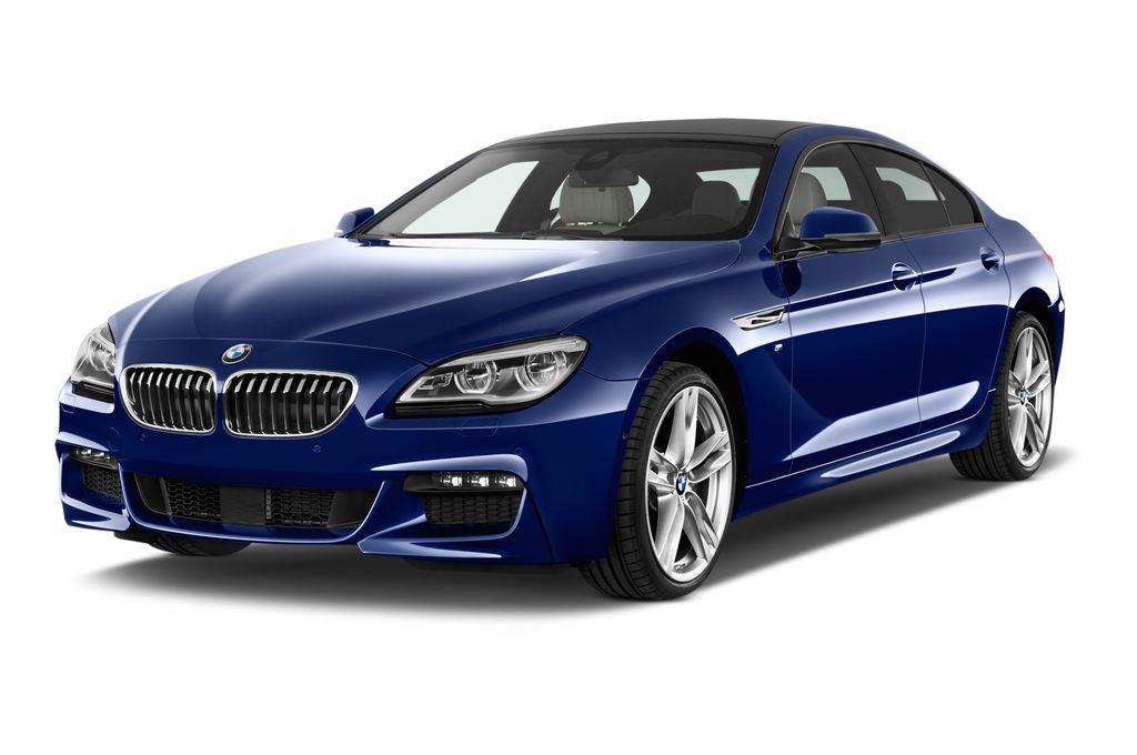 BMW 6er - Coupé (2011 - heute) 4 Türen seitlich vorne