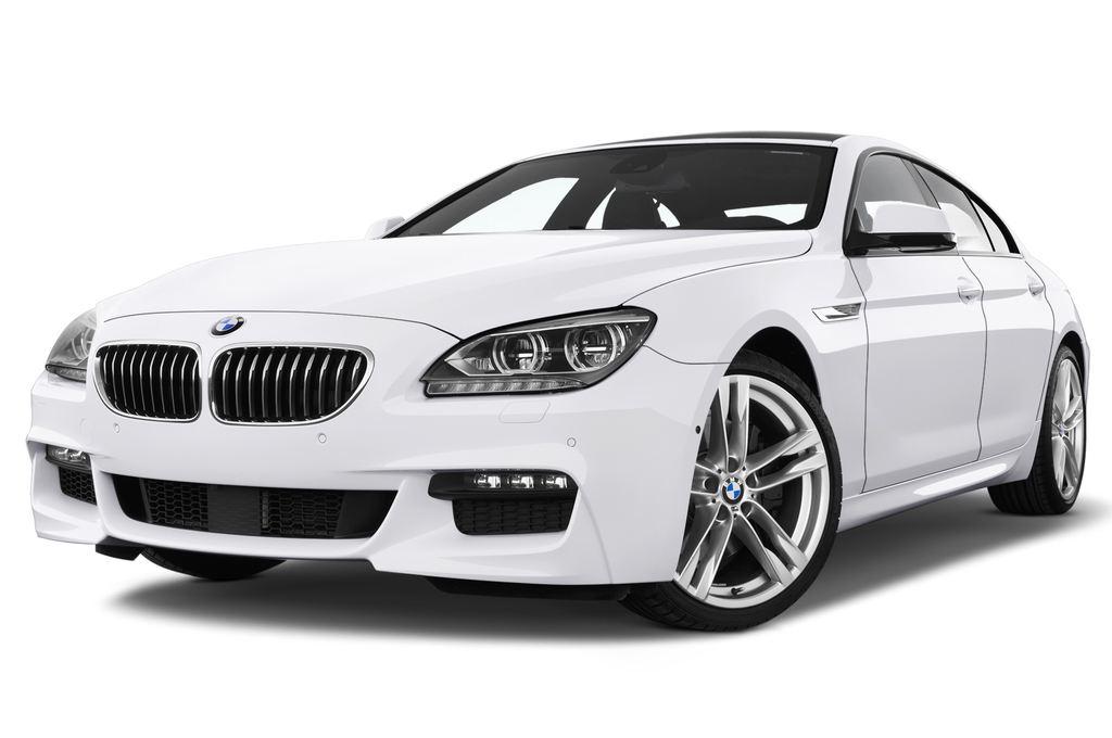 BMW 6er 640i Coupé (2011 - heute) 4 Türen seitlich vorne mit Felge