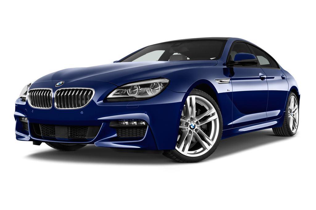 BMW 6er - Coupé (2011 - heute) 4 Türen seitlich vorne mit Felge