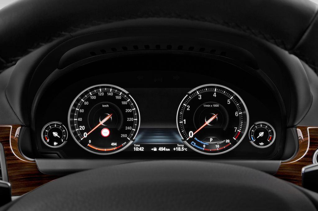 BMW 6er - Coupé (2011 - heute) 2 Türen Tacho und Fahrerinstrumente